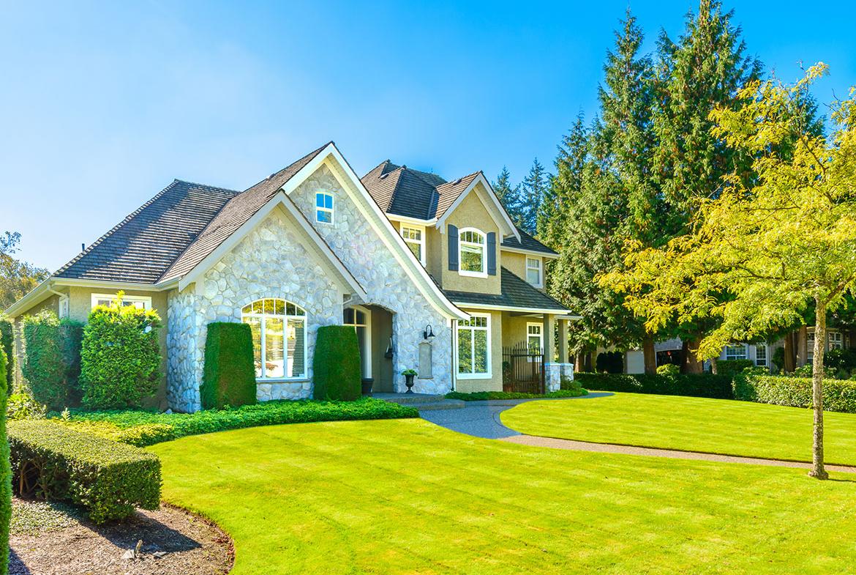real estate returns in india